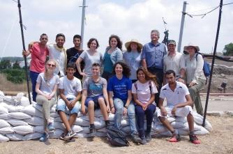Fig. 1 Akko youth program Tel Akko 2015 - Killebrew